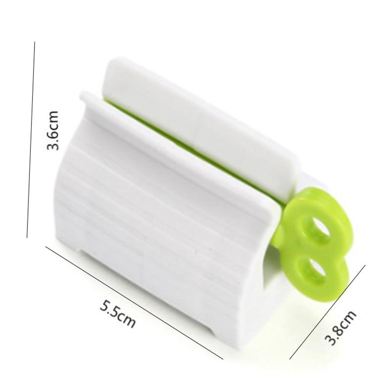Toothpaste Squeezer Holder Paste Tube Squeezer Auto Toothpaste Rolling Squeeze